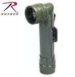 G.I. Type D-Cell Flashlights, By Rothco