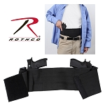 Ambidextrous Concealed Elastic Belly Band Holster, By Rothco