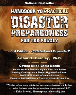 Handbook to Practical Disaster Preparedness for the Family, 3rd Edition