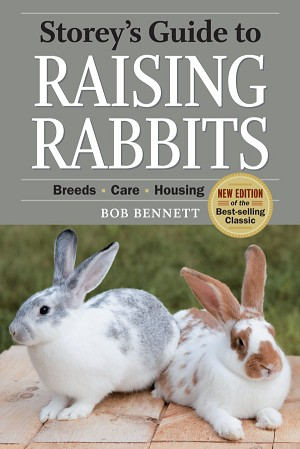 Storey's Guide to Raising Rabbits-4th Edition