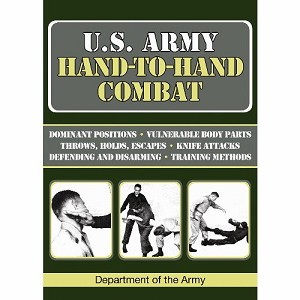US Army Hand To Hand Combat